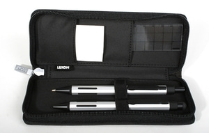 AIRLINE 2 PEN SET BLACK